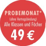 Probemonat bei back2school in Duisburg Walsum
